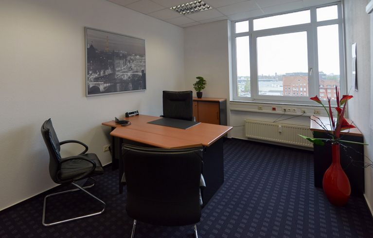 Ihr Business Center In Top Lage Ecos Office Center Hannover Nord