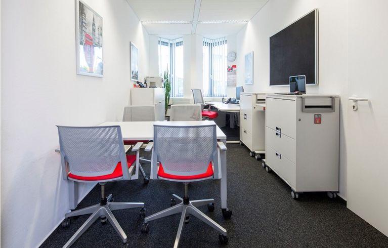 Arbeitsplatze Und Buros Ecos Office Center Wiesbaden