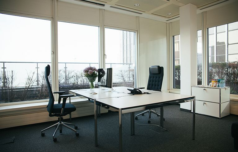 b ro mieten in frankfurt ecos office center. Black Bedroom Furniture Sets. Home Design Ideas
