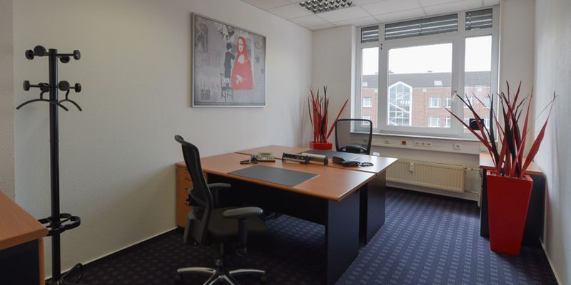 Workplaces And Offices Ecos Office Center Hannover North
